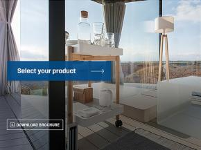 Guardian Glass Europe has launched an online Product Selector