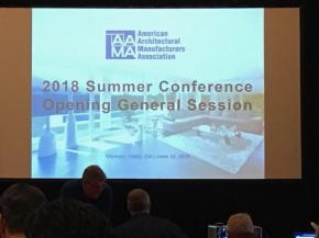 Roto Attends AAMA Conference