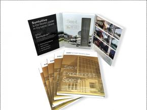 Suntuitive® Dynamic Glass is pleased to announce the availability of its brand new Sample Kit.