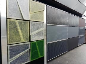 SEAC: Aesthetic styling of colored thin film PV façades