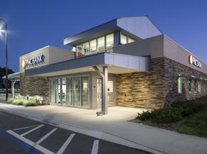 Creating Luminous, Secure ATM Vestibules with Opening Glass Walls | NanaWall Systems