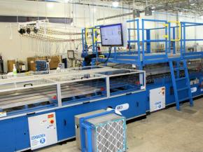 Crystal PA Adds New Comprehensive State-of-the-Art Glass Line