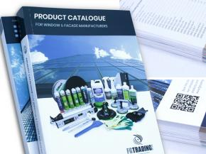 FG Trading releases new catalogue for window and facade manufacturers