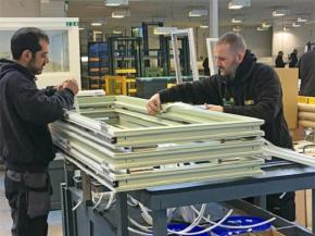 ExtrudaSeal and The Folding Sliding Door Company