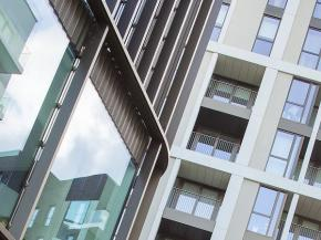 Sightlines and service see WICONA specified for prestigious Greenwich Peninsula development