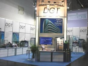 DGT releases new product at glasstec