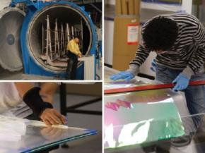 Spotlight on: Goldray Glass Laminating Team