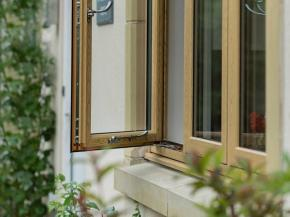 Heritage Flush Sash Window Appearance and Benefits | Deceuninck