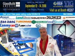 IGE to Feature Several New Offerings at GlassBuild America