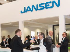 Jansen: New at BAU 2019