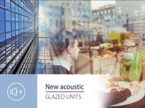 New solutions for acoustic comfort | PRESS GLASS