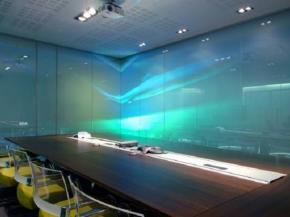 PRIVA-LITE Switchable Glass - Privacy on demand!