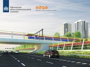 "Rijkswaterstaat and SEAC launch the National Consortium ""PV in the Infrastructure"""
