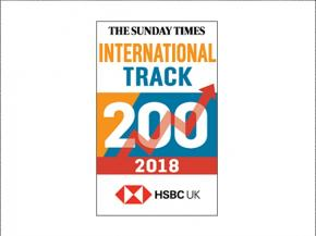 Thermoseal Group is an International Fast Track 200 business!