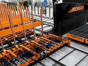TUROMAS new installation in Al-Andalus Glass