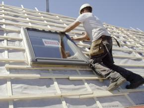 VELUX turns century-old wood into new roof windows