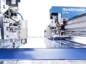 Bystronic glass at China Glass 2019 in Beijing