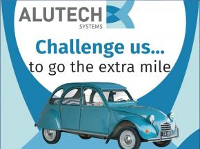Alutech Systems - To Go the Extra Mile at FIT Show 2019