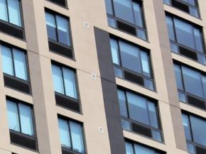 Crystal Windows Manage Energy and Noise at New High-Rise Development in Queens, NY