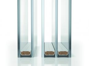 Thermix spacers from Ensinger increase energy efficiency through better thermal separation in the edge zone of insulating glazing.
