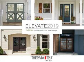 Therma-Tru introduces Elevate 2019 new products at NAHB International Builders' Show