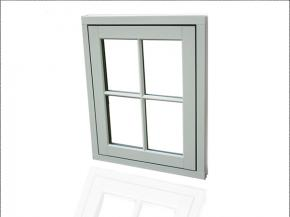 It's all in the weld for Vuelta flush sash windows | Shepley