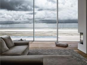 Faour Glass Technologies Now Offers Sky-Frame Hurricane Sliding Glass Doors