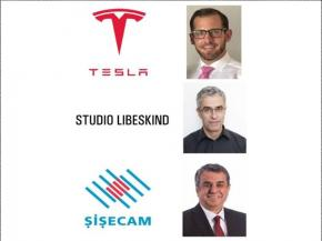 Tesla, Studio Libeskind and Sisecam - GPD opening speakers