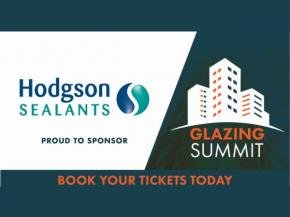 Hodgson seal partnership with Glazing Summit