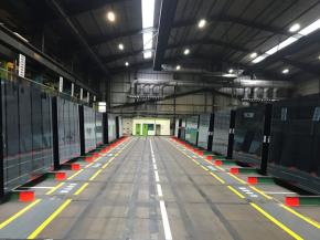 Inspection Systems optimises Pilkington UK's Warehouse layout