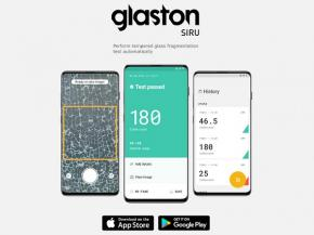 Introducing Glaston Siru mobile application
