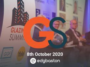 Date announced for Glazing Summit 2020