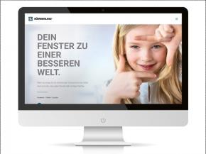 """Your window to a better world"": profine launches brand campaign for KÖMMERLING"