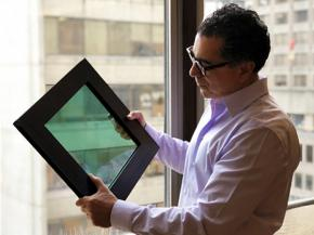 SolarWindow Chairman, Harmel Rayat, invested $25 million to drive manufacturing of electricity-generating window.