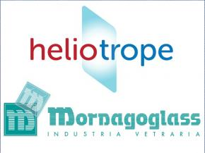Heliotrope Technologies Inc. and MornagoGlass Srl announce the signing of the channel partner agreement