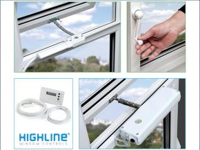 Keeping it fresh with new Highline window controls | Window Ware
