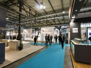 Paşabahçe exhibited its 2020 innovations at the Host Fair in Italy