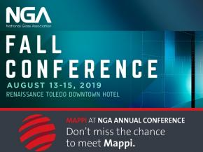 NGA Fall Conference 2019: Mappi is proud participant, and proud sponsor