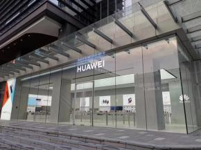Huawei Cloud Park Store in Shenzhen, Stunning! First Cooperation Between NorthGlass and Huawei