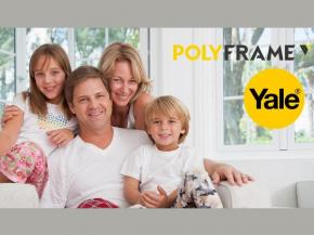 Polyframe partners with major household security brand Yale