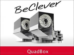 QuadBox – system innovation among roller shutters