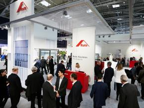 Ten years of Roto Aluvision at the BAU 2019 trade fair