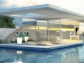 Sunview Patio Doors' Leggera – an Innovative Magnetic Levitation Glass Wall System