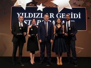 "Şişecam awards ""Star Employees"" carrying the Group forward into the future"