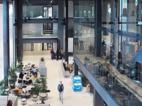 Facilities encouraging collaboration for LUT University in Lappeenranta