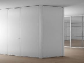 The equipped partition walls as a symbol of modernity | VetroIN