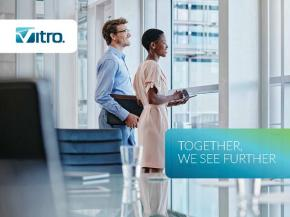 "Vitro officially launches new brand, ""Together, We See Further"""