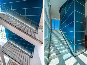 Trex Commercial Products: Texas A&M University – Tidal Hall