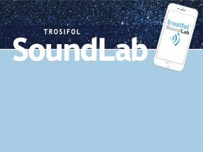 "New Trosifol ""SoundLab"" mobile app and online tool"