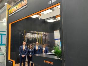 Turomas exceeds its expectations in China Glass 2019